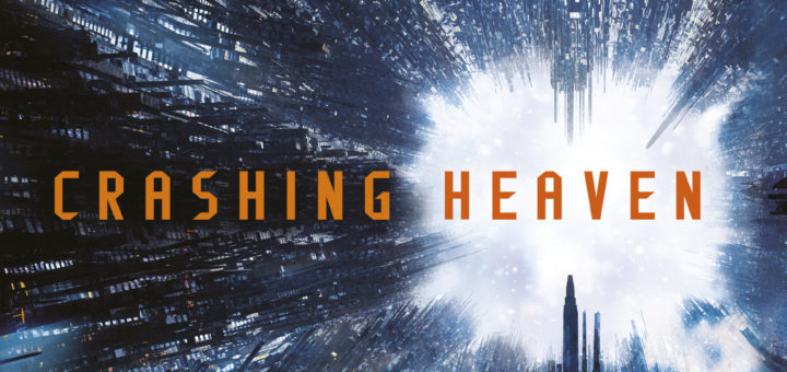 """Crashing Heaven"", de Al Robertson"
