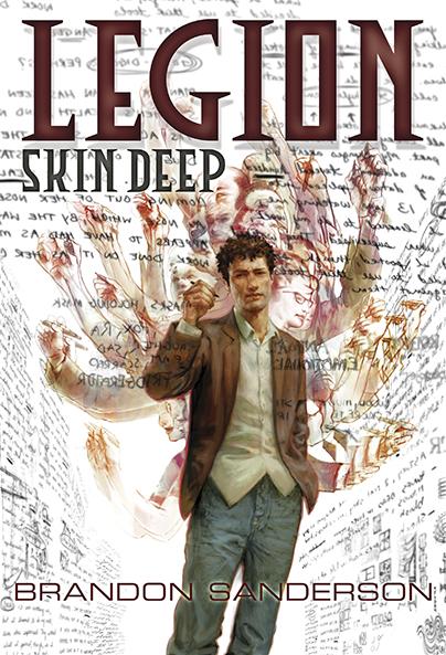 """""""Legion: Skin Deep"""", de Brandon Sanderson"""