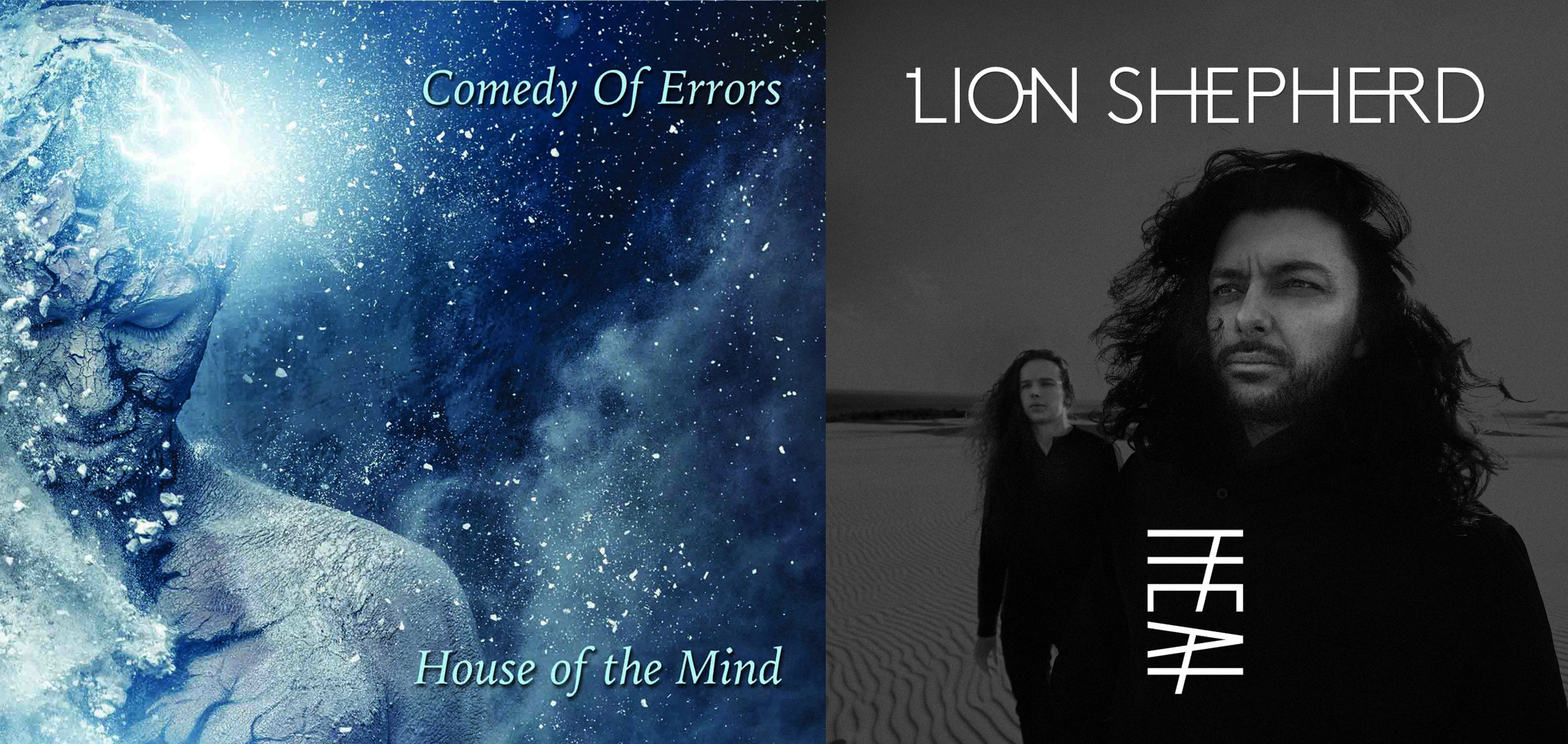 Comedy of Errors, Lion Shepherd