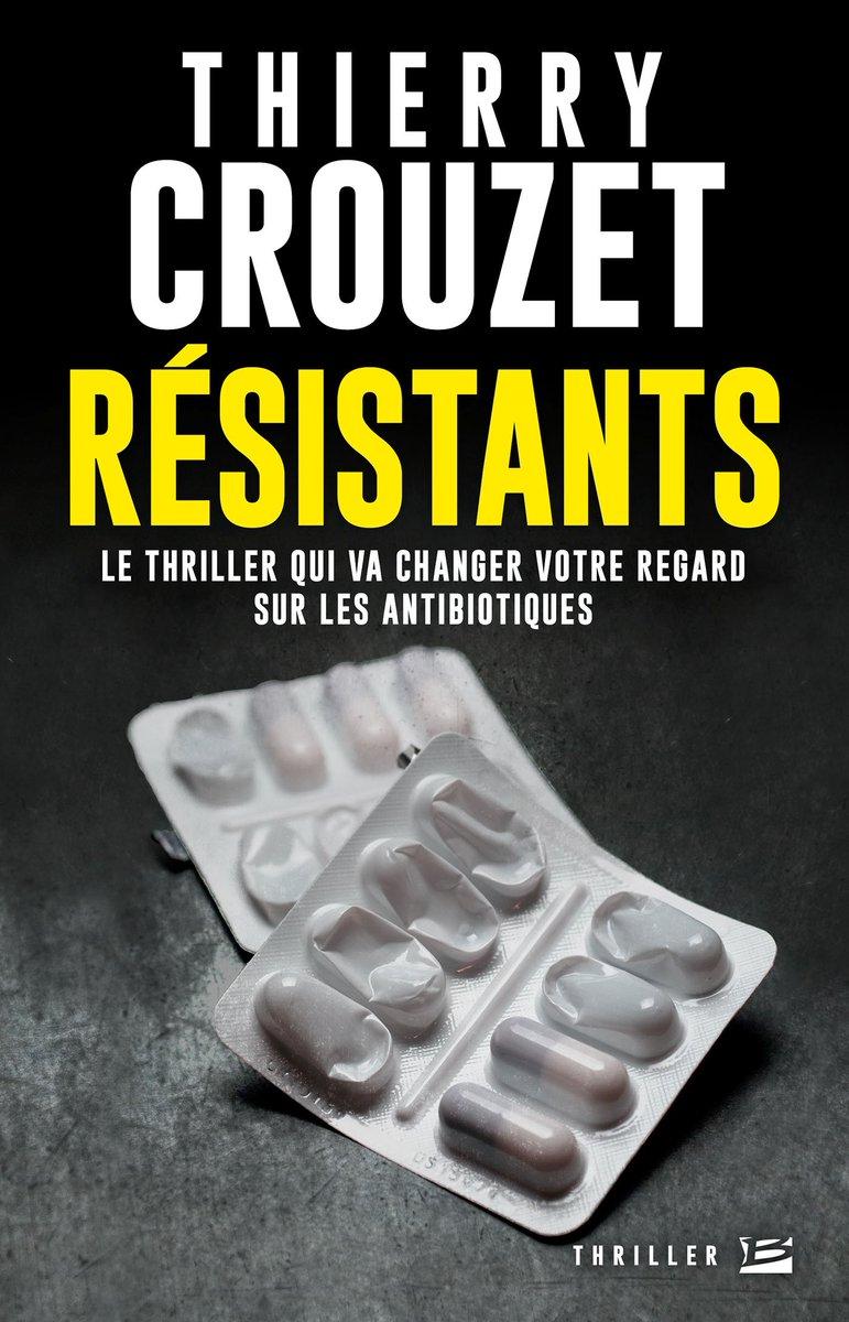 """""""Résistants"""", de Thierry Crouzet"""