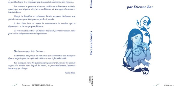 """""""Face aux Démons"""", d'Étienne Bar"""