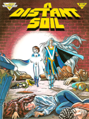 A Distant Soil #1 (WaRP)