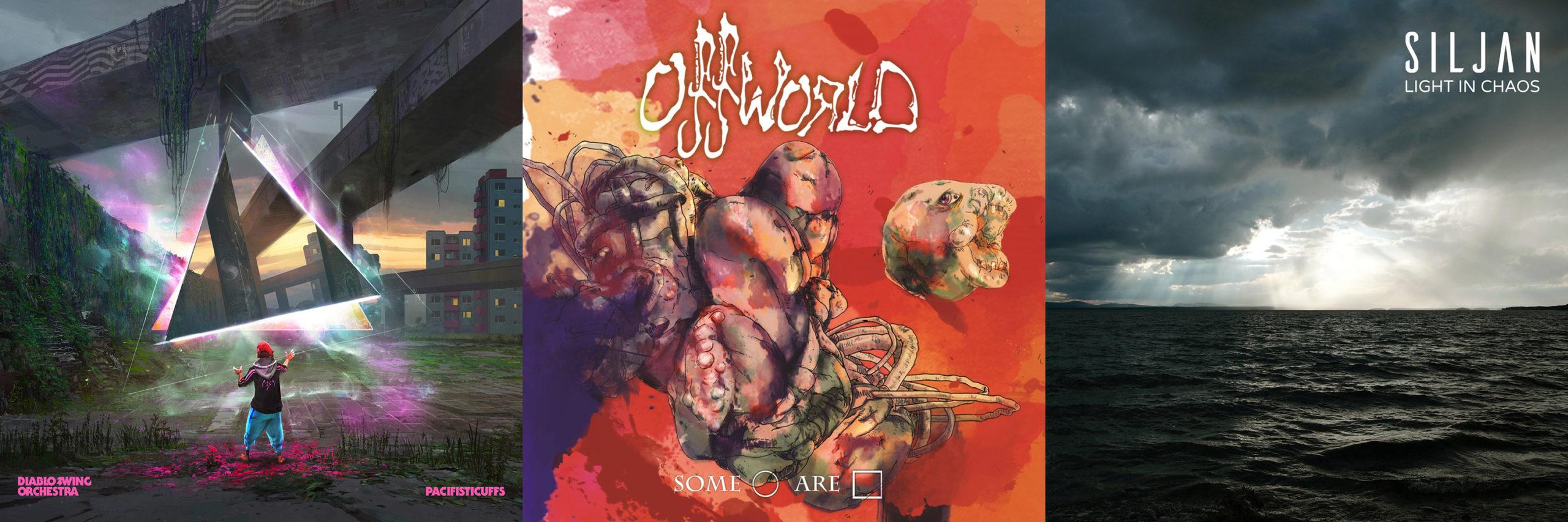 Diablo Swing Orchestra / Offworld / Siljan