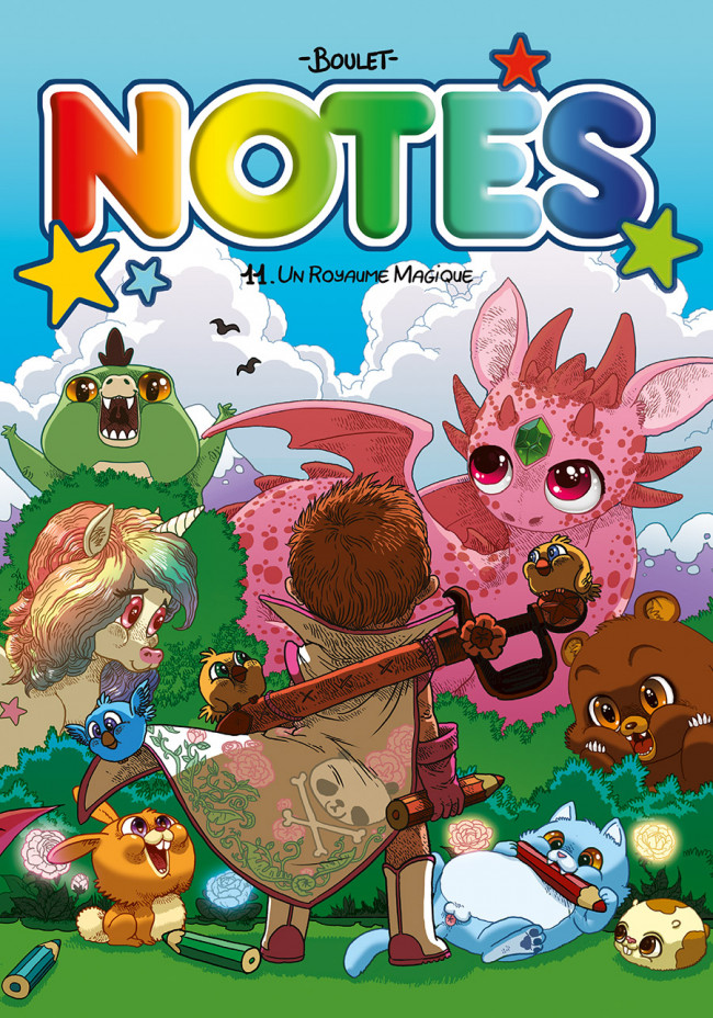 """Notes"", tome 11"