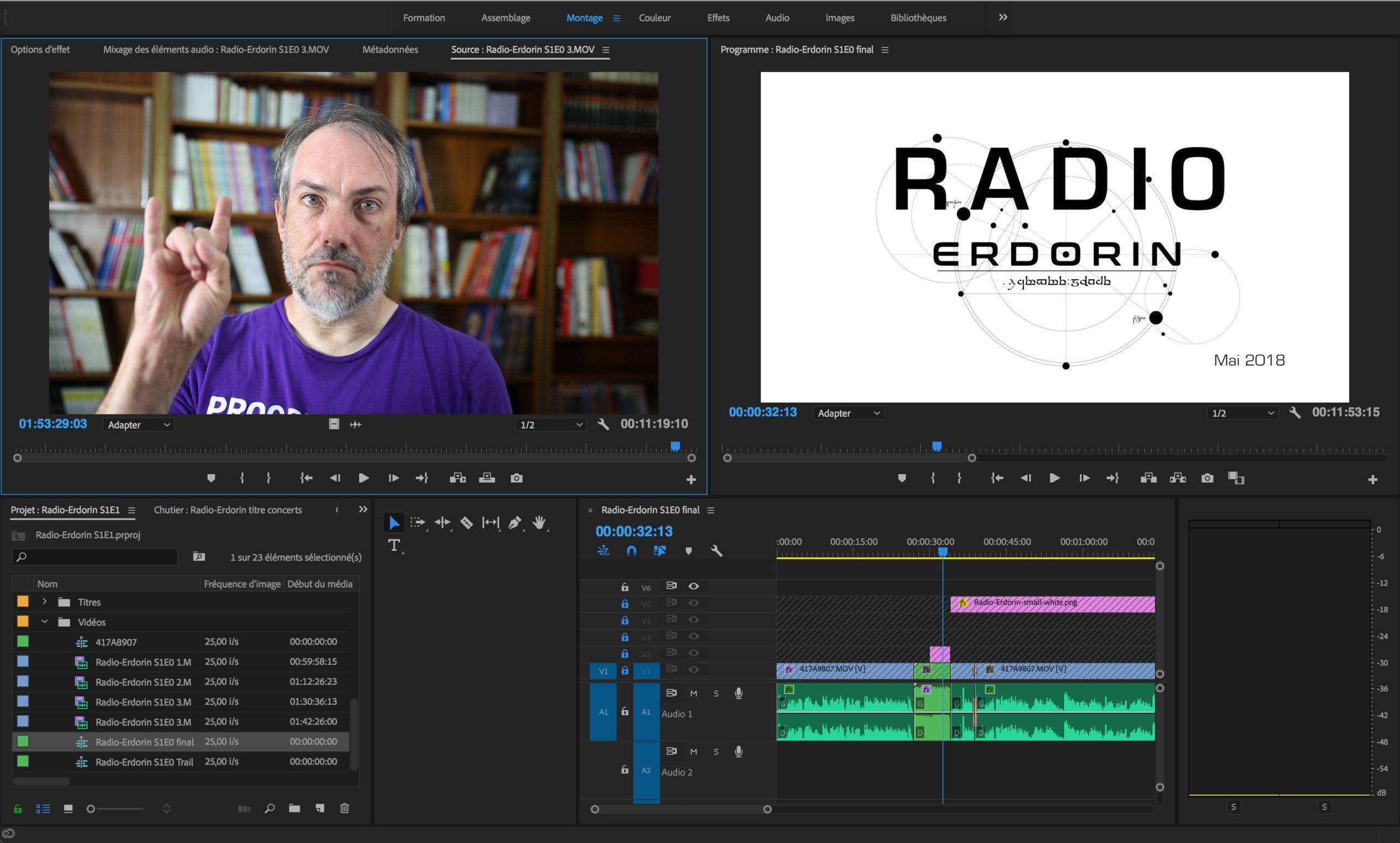 Radio-Erdorin S1E1 Premiere