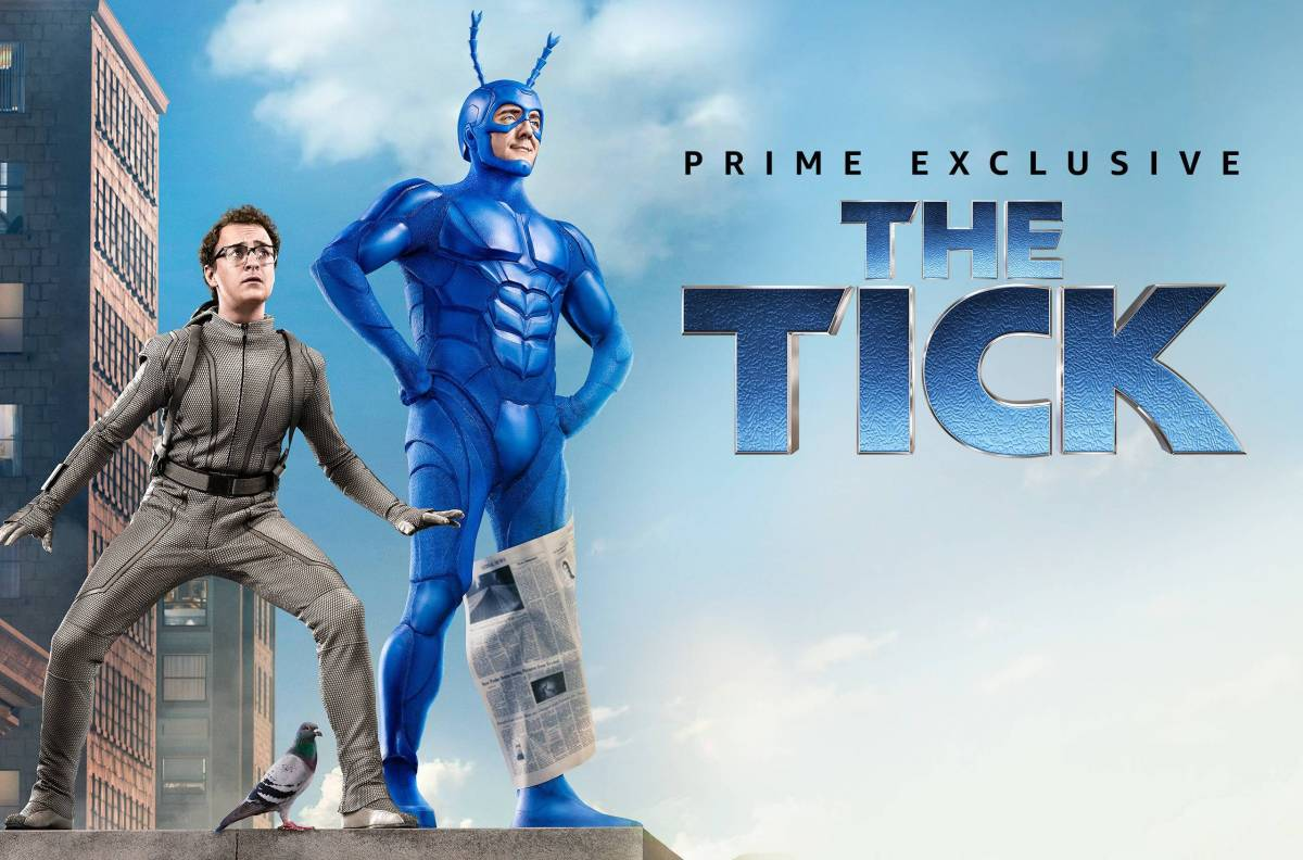 The Tick, saison 1