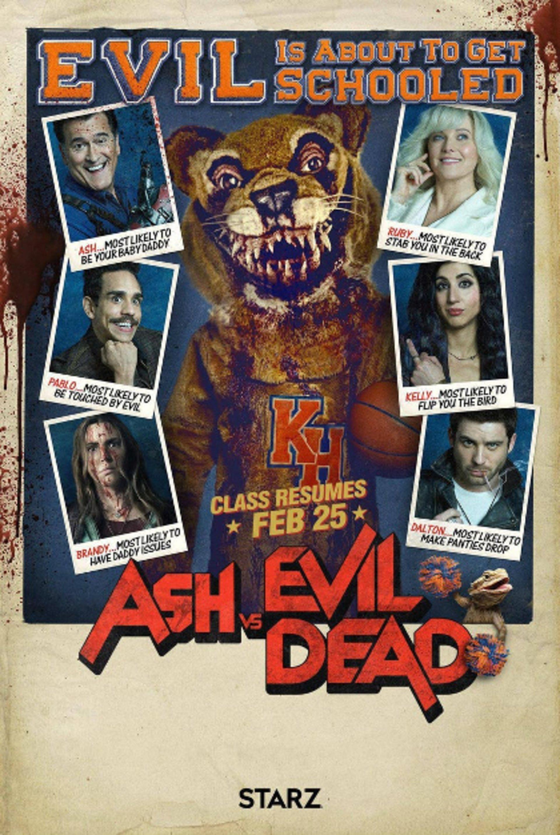 Ash vs Evil Dead, saison 3