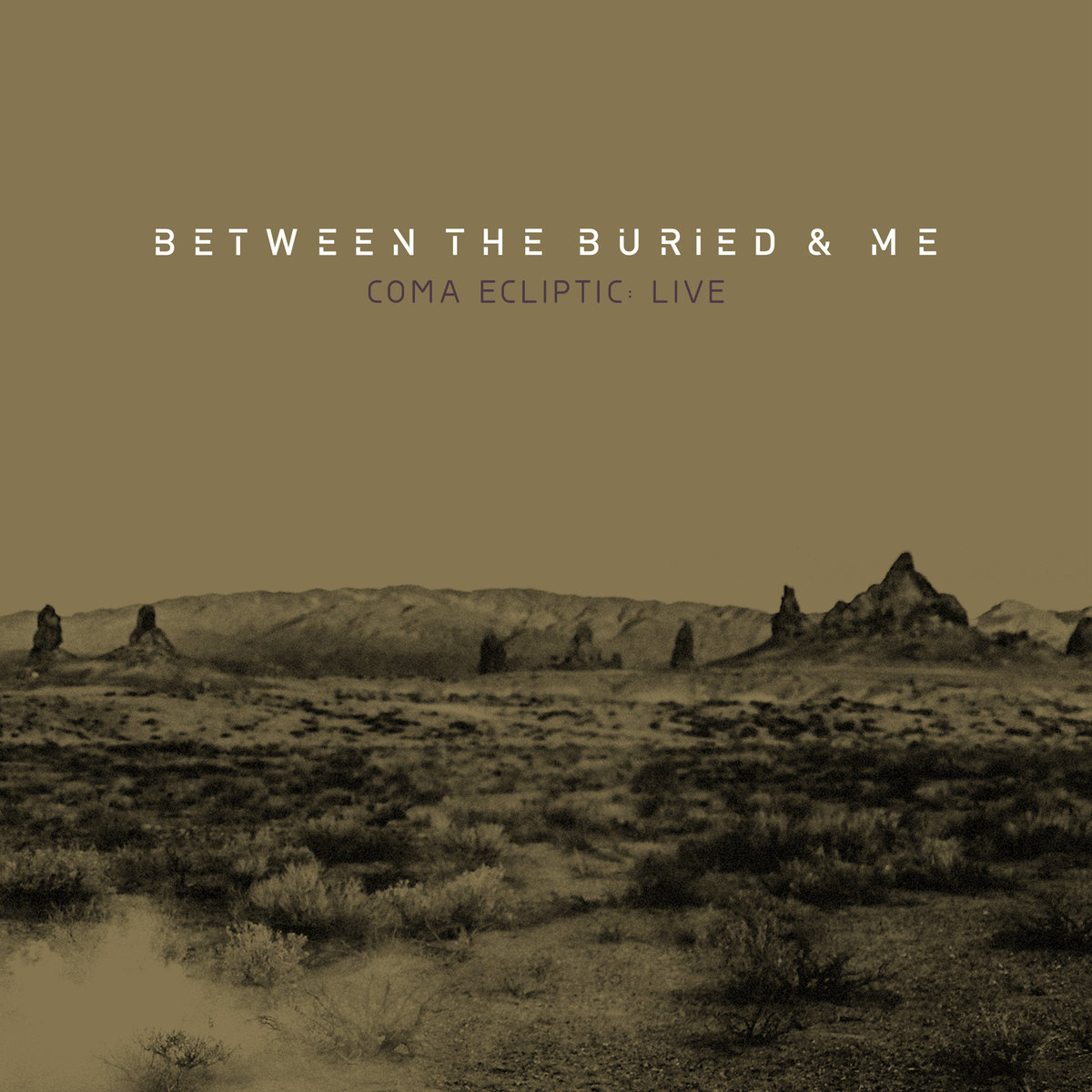 Between the Buried and Me: Coma Ecliptic Live