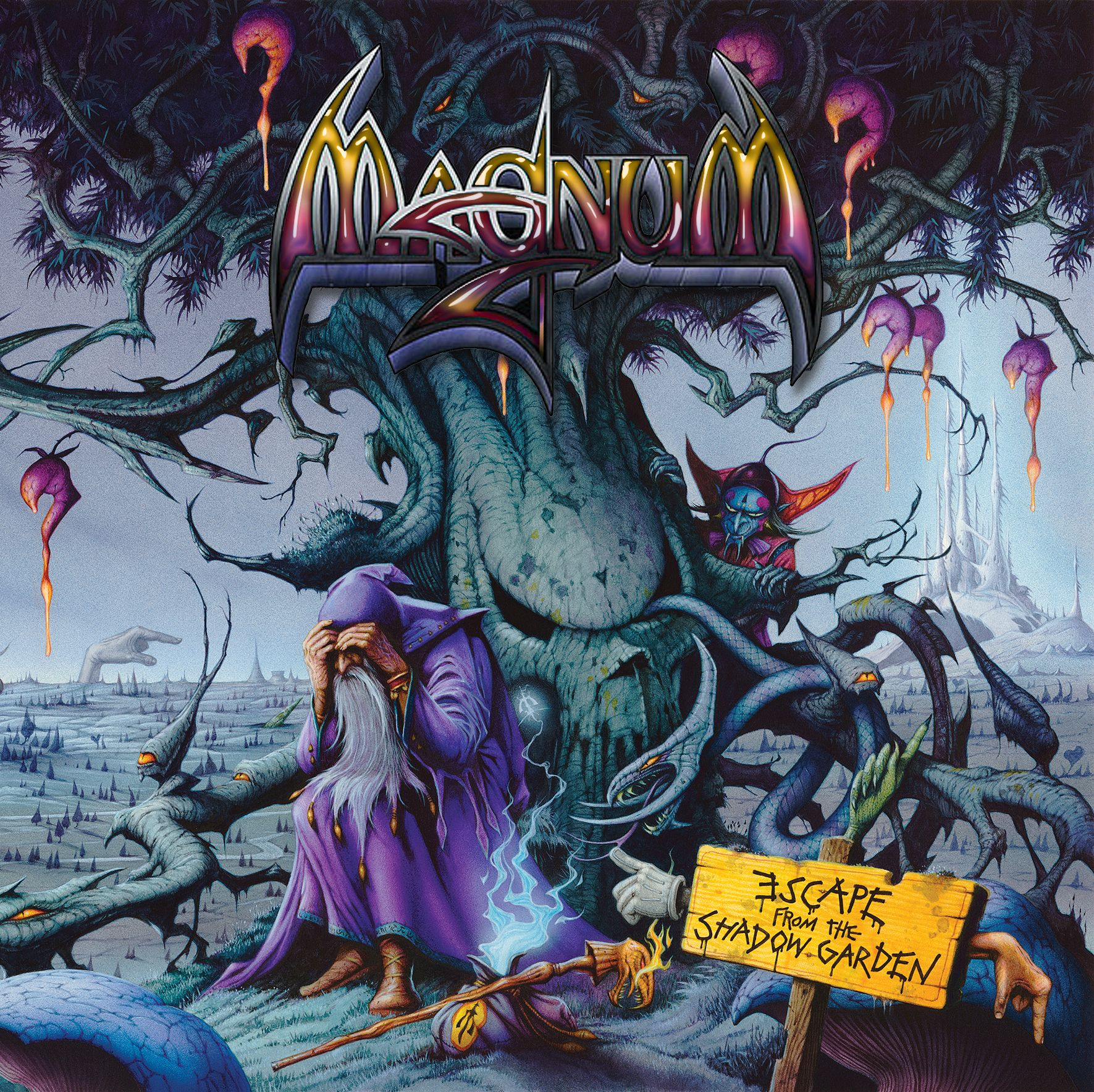 Magnum: Escape from the Shadow Garden