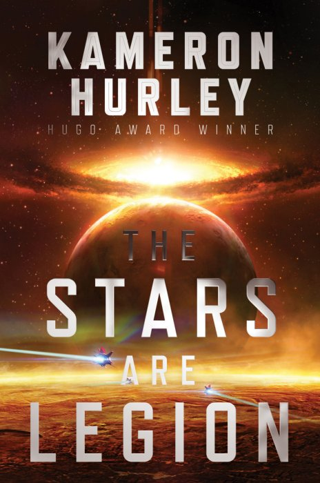 """The Stars Are Legion"", de Kameron Hurley"