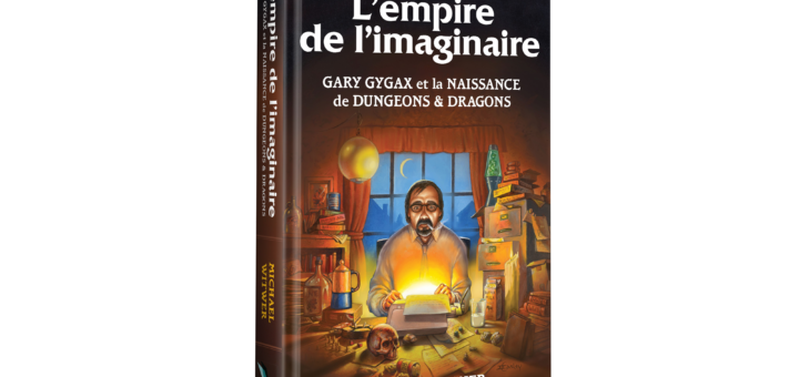 """L'Empire de l'imaginaire"", de Michael Witwer"