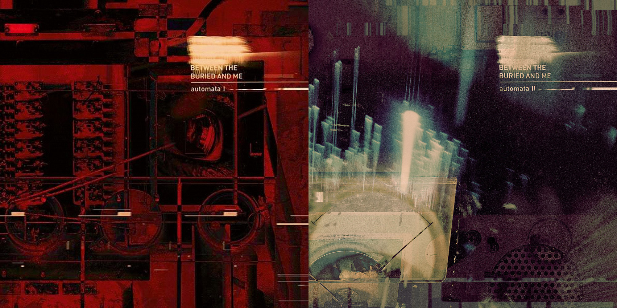 Between the Buried and Me: Automata I+II