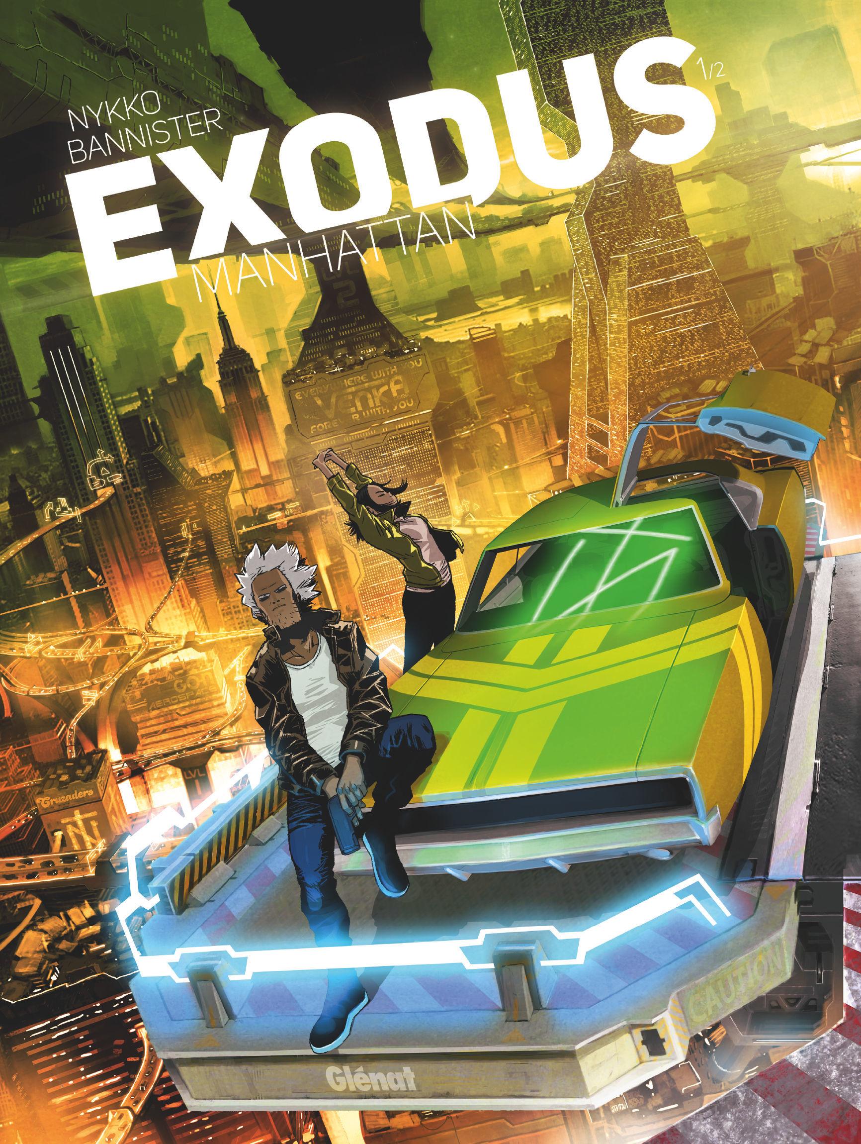 Exodus, tome 1