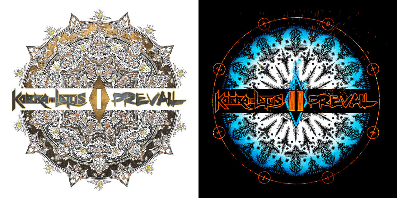 Kobra and the Lotus: Prevail (I & II)