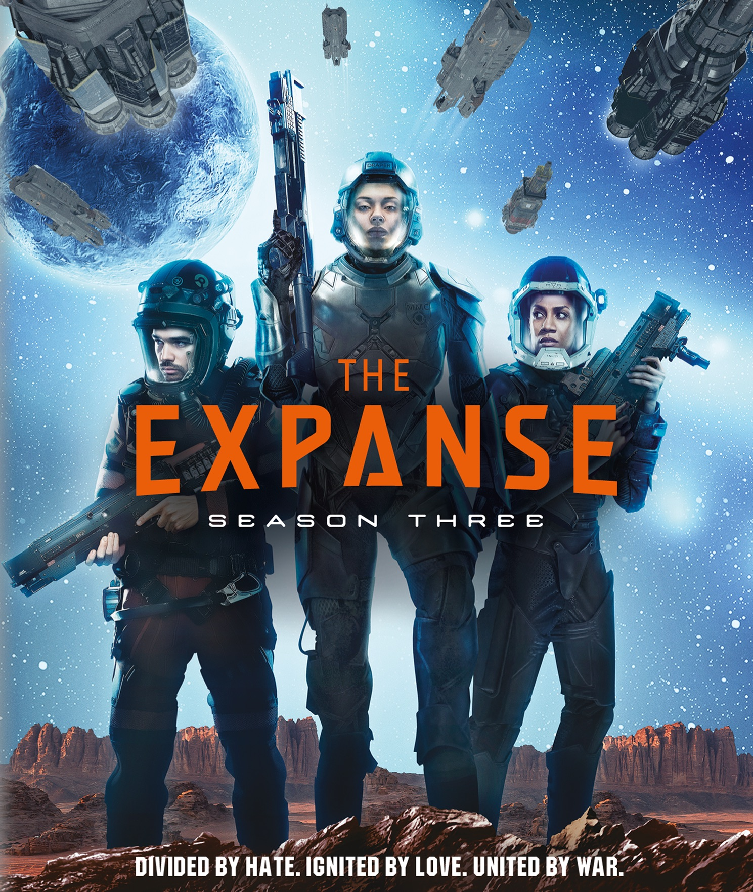 The Expanse, saison 3
