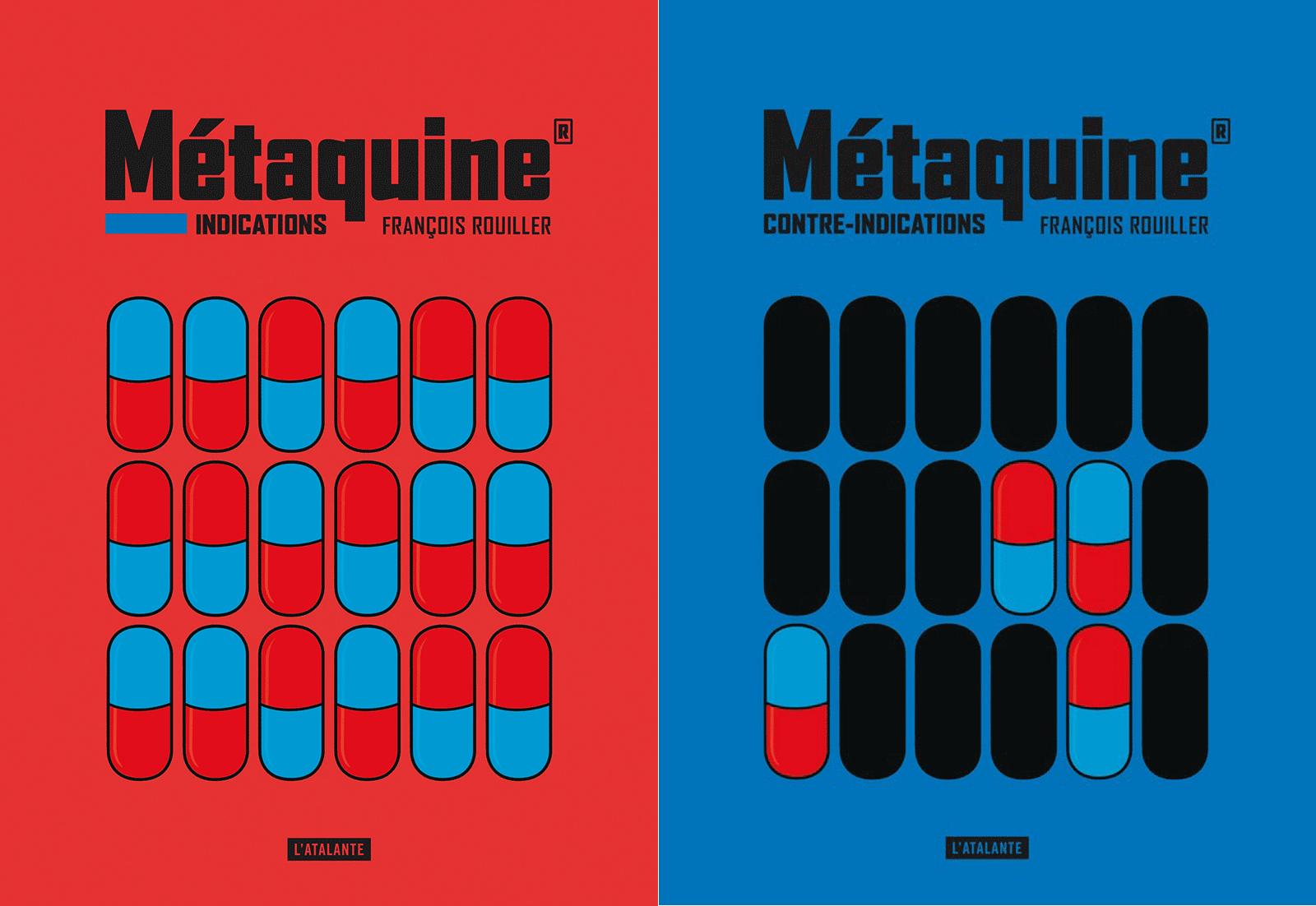 « Métaquine® », de François Rouiller