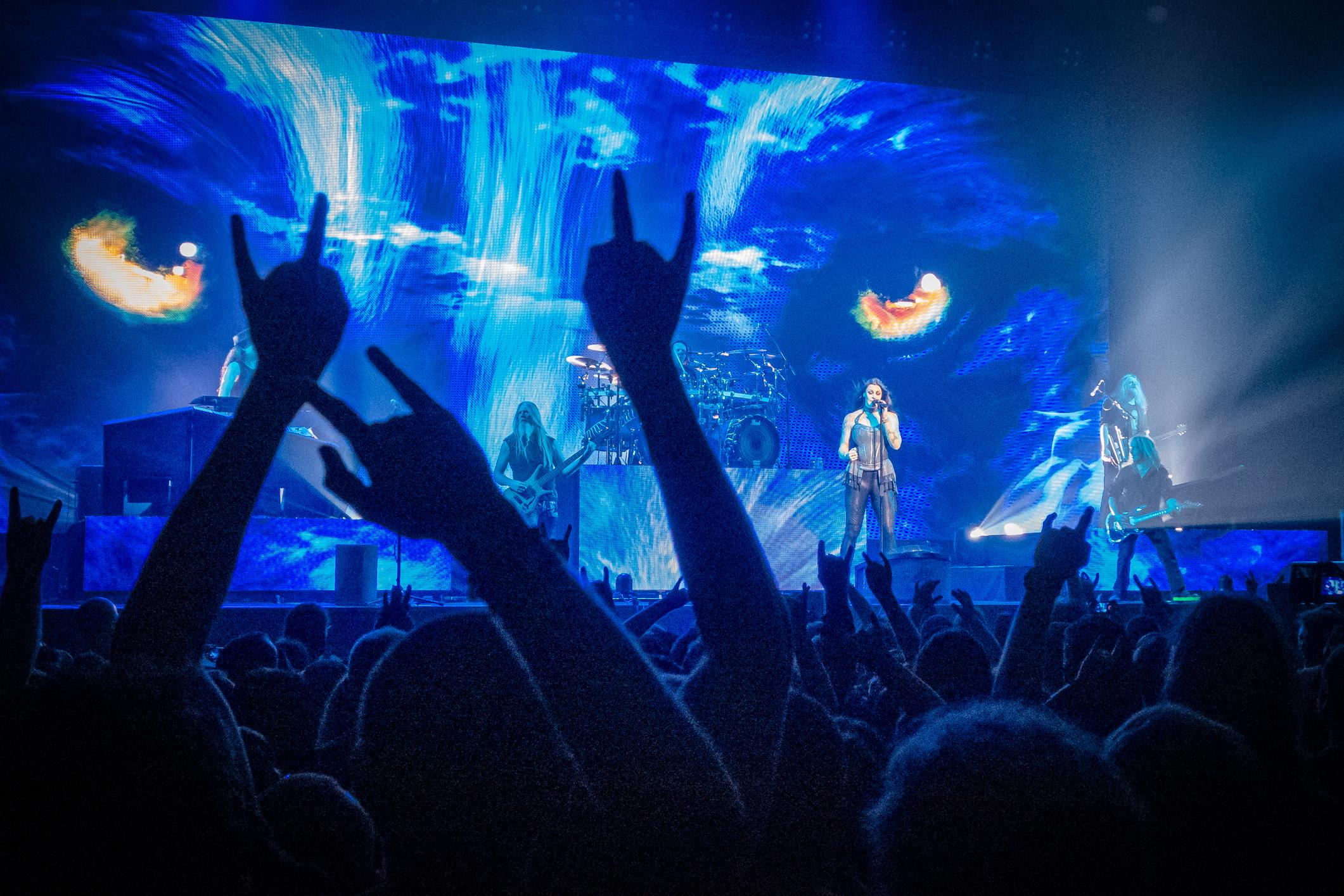 Nightwish à Genève