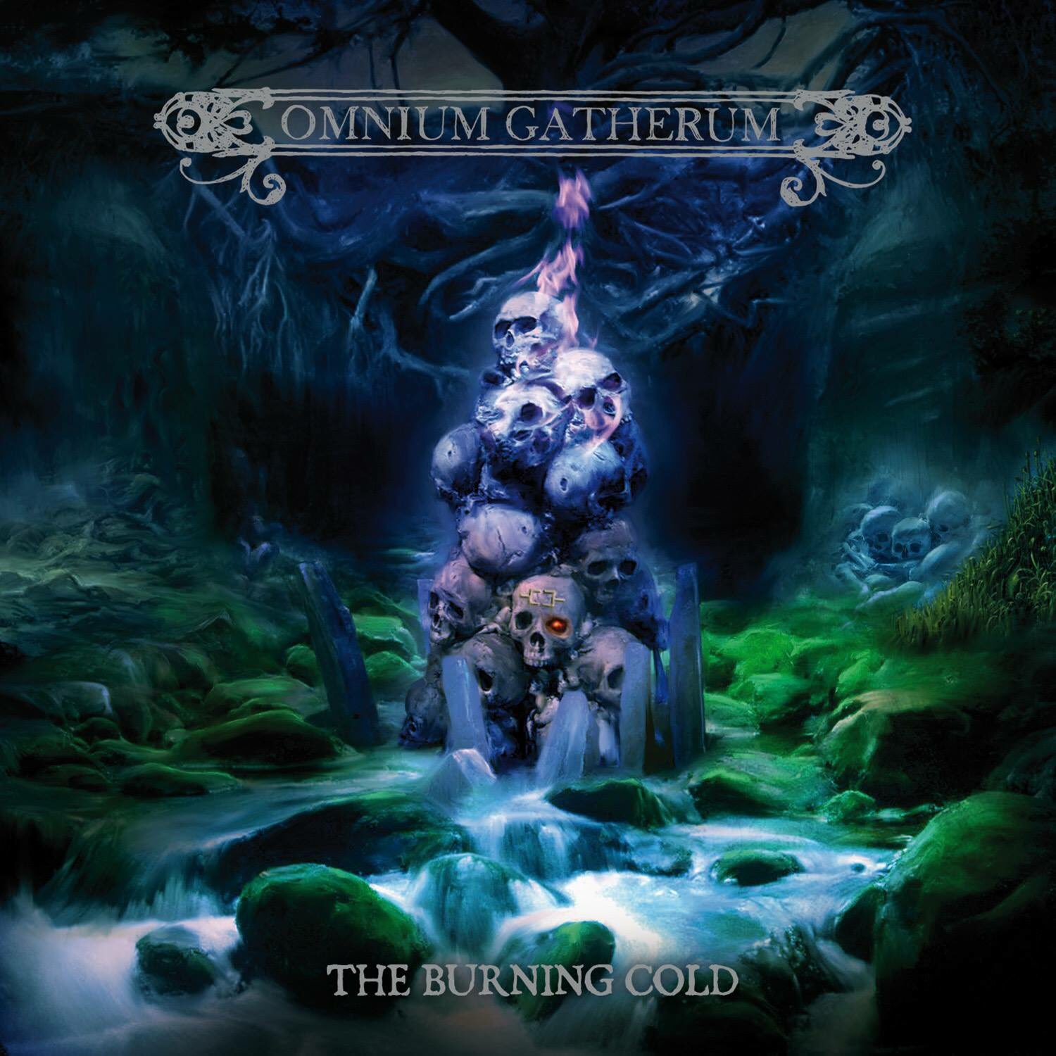 Omnium Gatherum: The Burning Cold