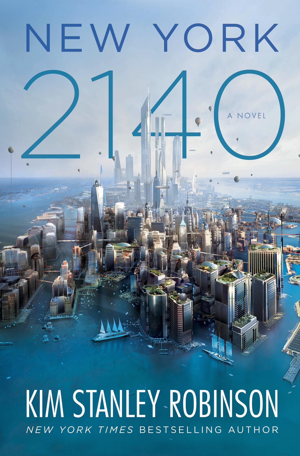 """New York 2140"", de Kim Stanley Robinson"