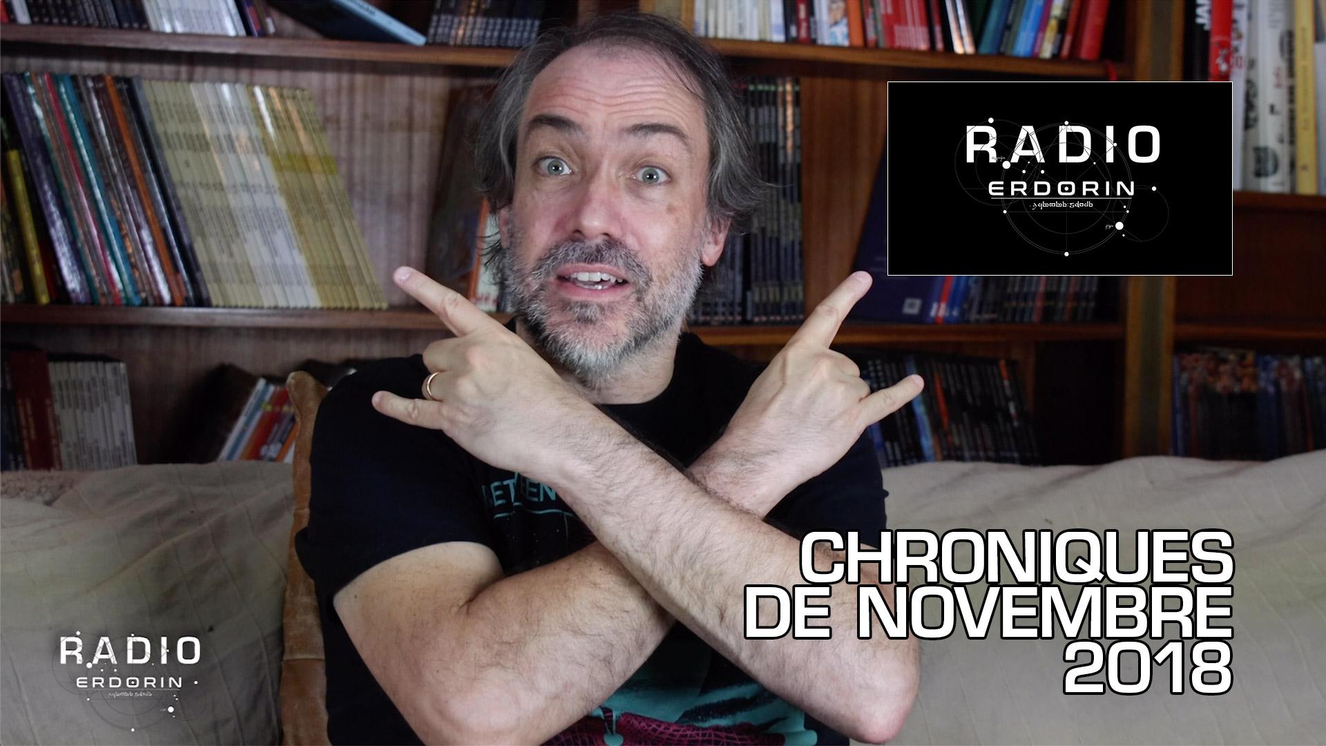 Radio-Erdorin S1E7 – Novembre 2018