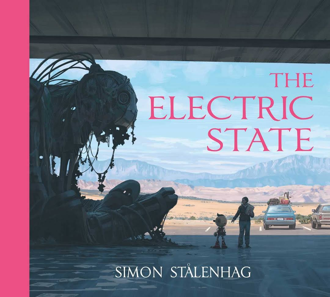 """The Electric State"", de Simon Stålenhag"