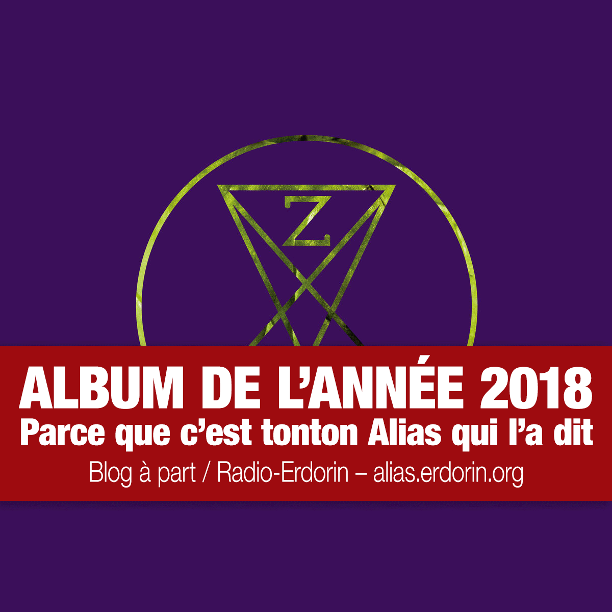 Zeal & Ardor: Stranger Fruit (album de l'année 2018)