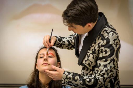 Japan Impact 2019 maquillage