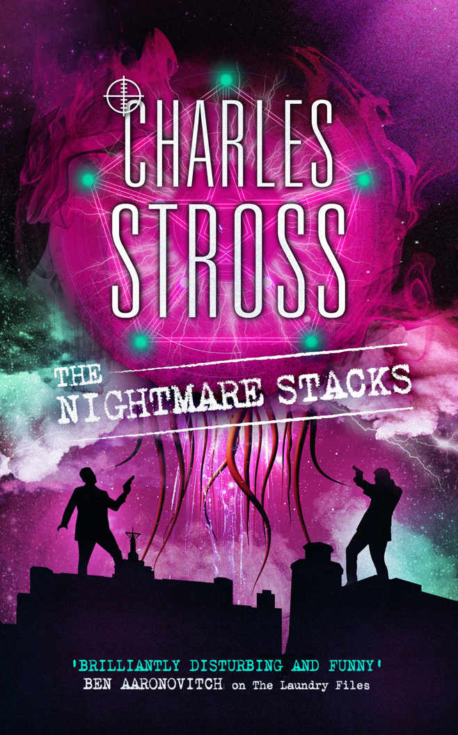 """The Nightmare Stacks"", de Charles Stross"