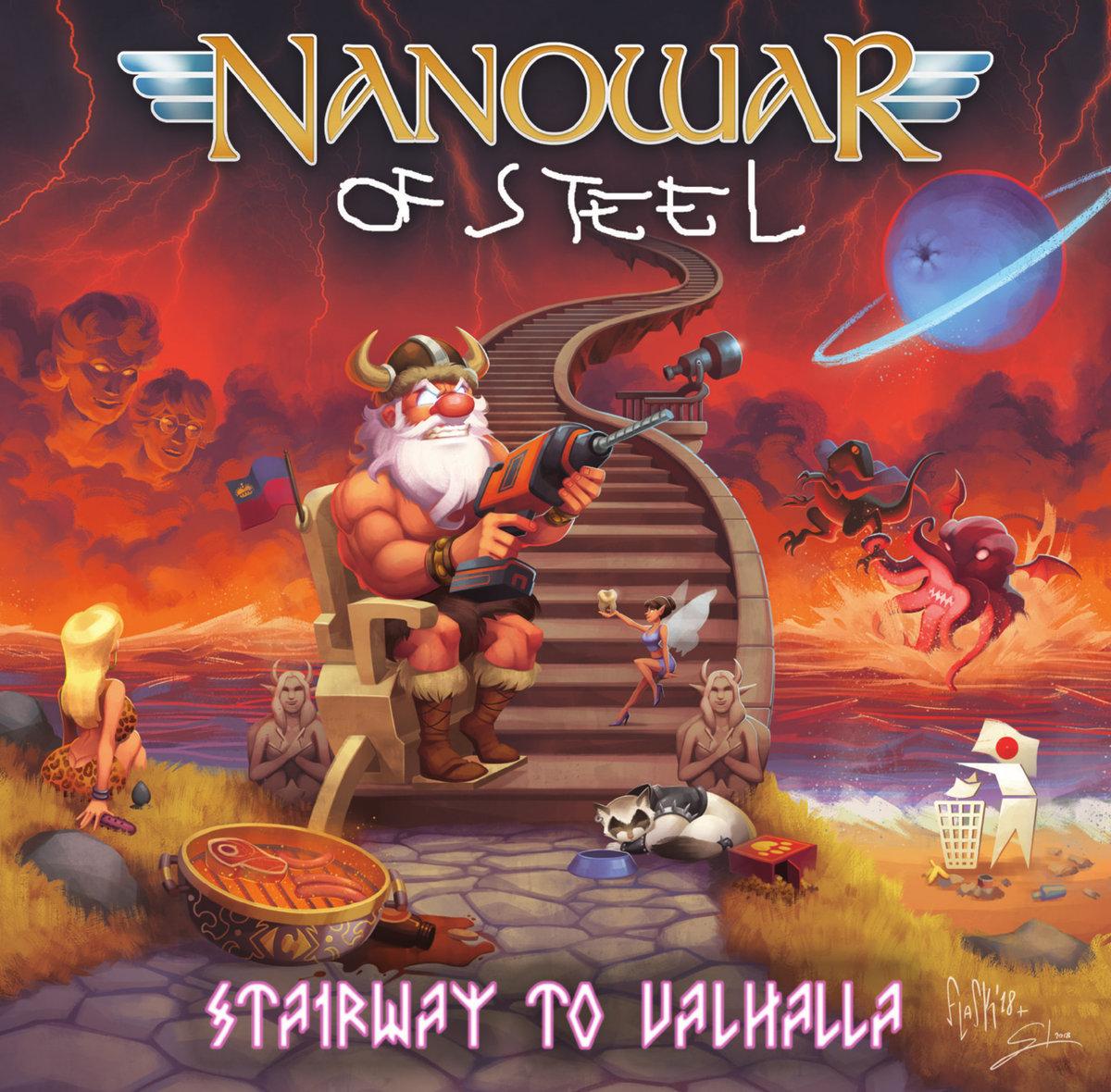 Nanowar of Steel: Stairway to Valhalla
