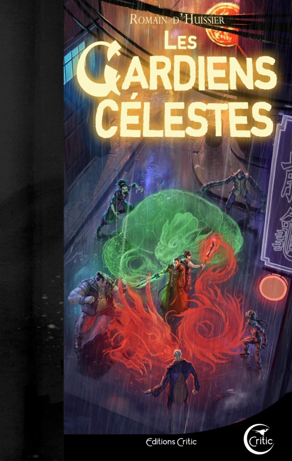 """""""Les Gardiens célestes"""", de Romain d'Huissier"""