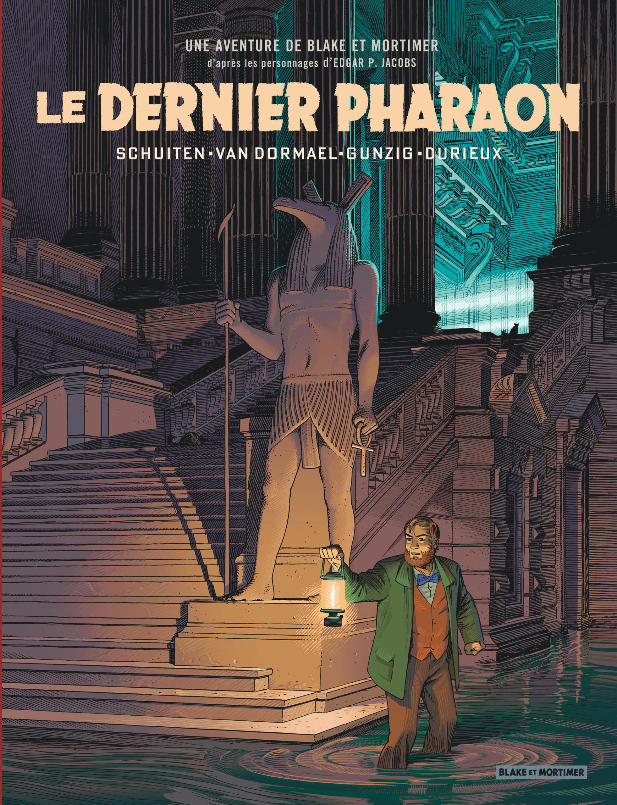 Blake et Mortimer: Le Dernier Pharaon