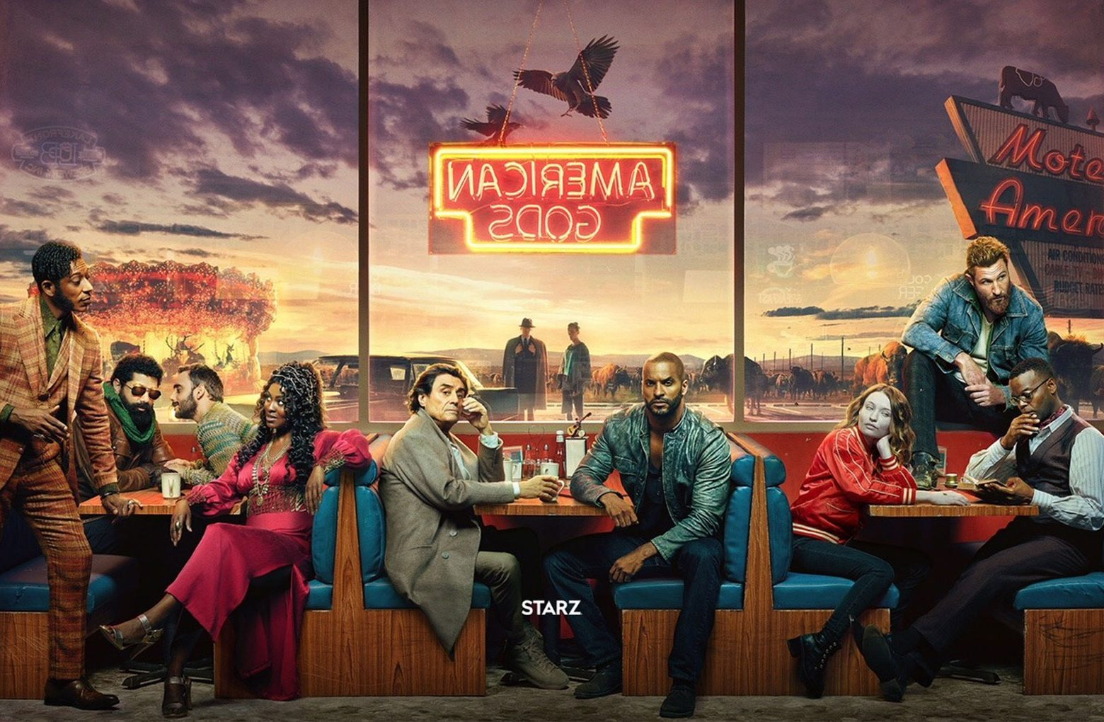 American Gods, saison 2