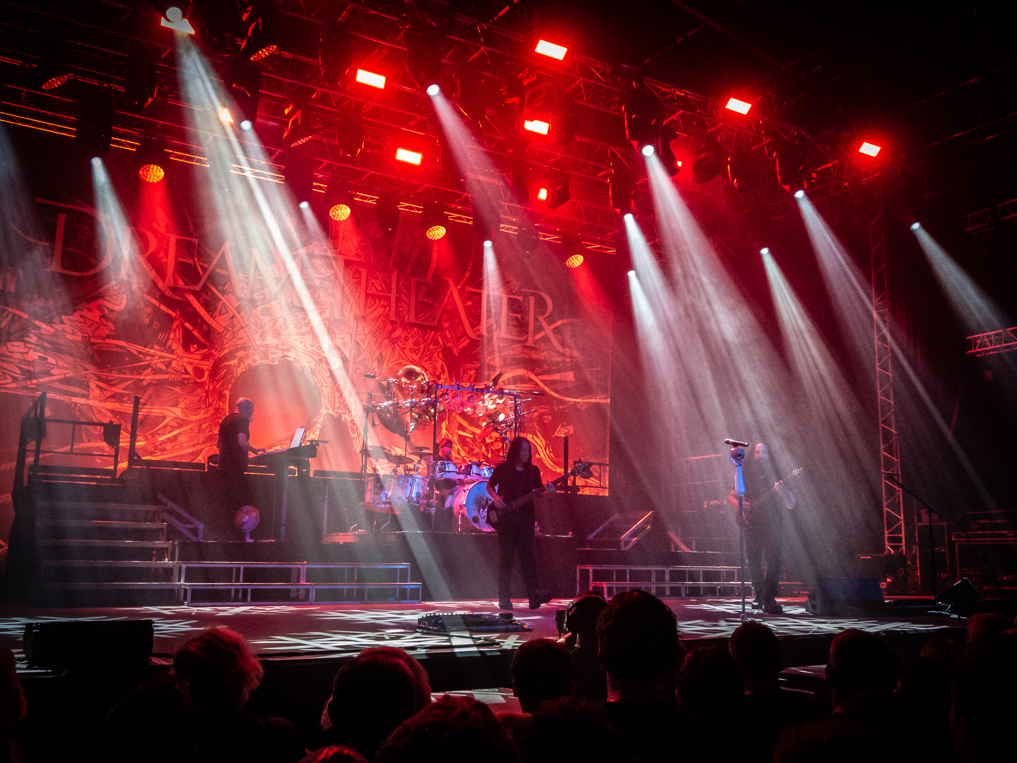 Guitare en Scène 2019 – Dream Theater