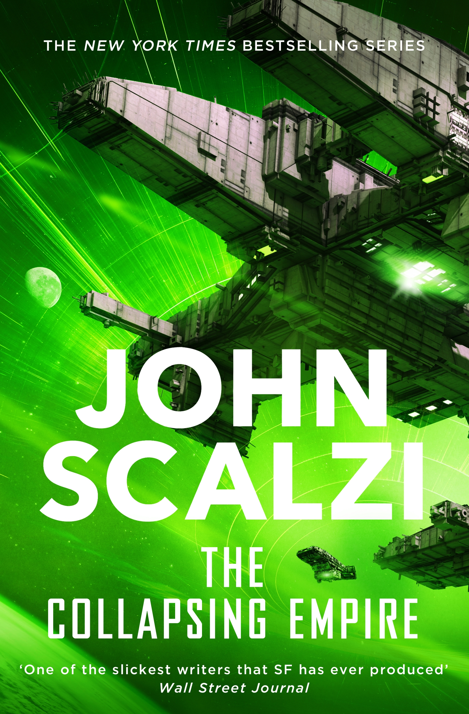 """The Collapsing Empire"", de John Scalzi"