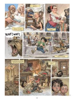 Les Indes fourbes, p 15