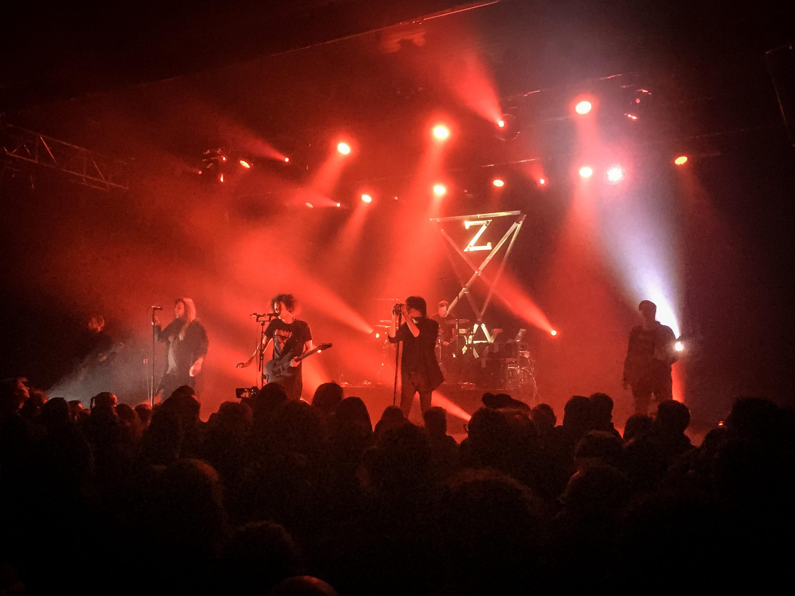 Zeal & Ardor Lausanne 2019