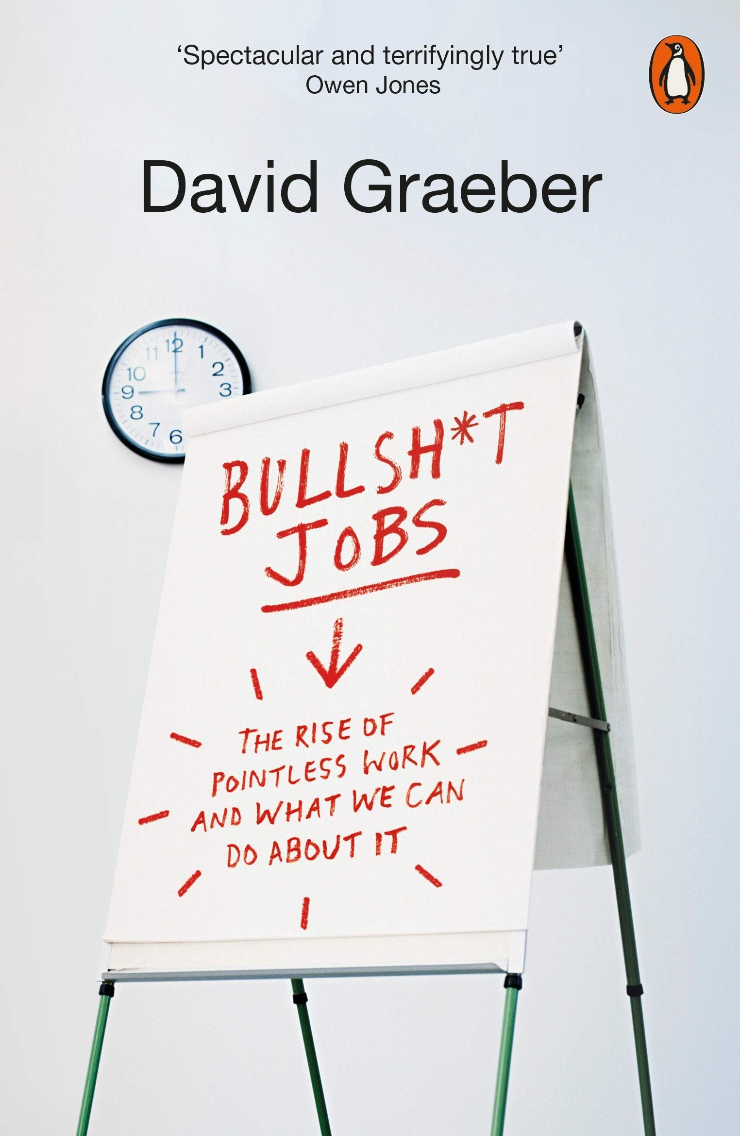 « Bullshit Jobs », de David Graeber