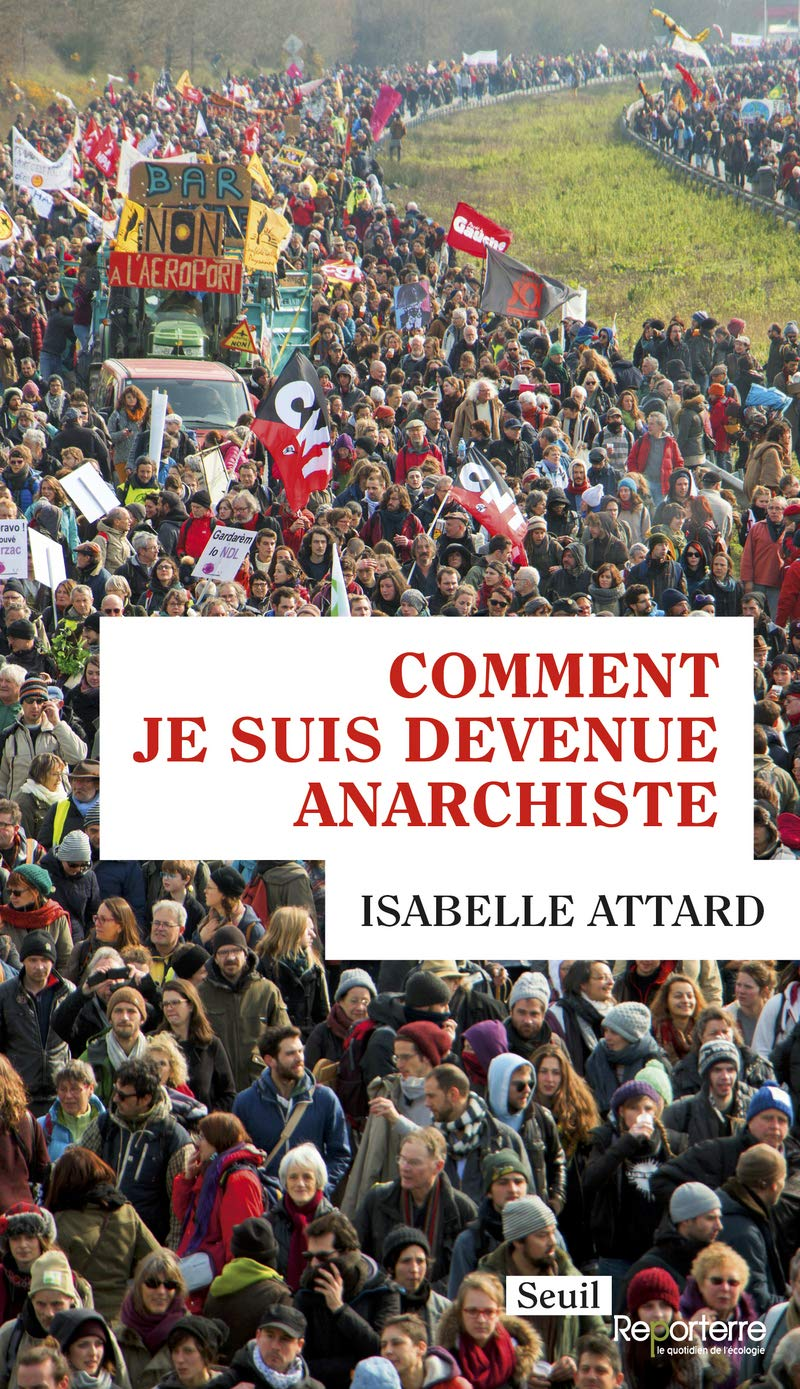 « Comment je suis devenue anarchiste », d'Isabelle Attard