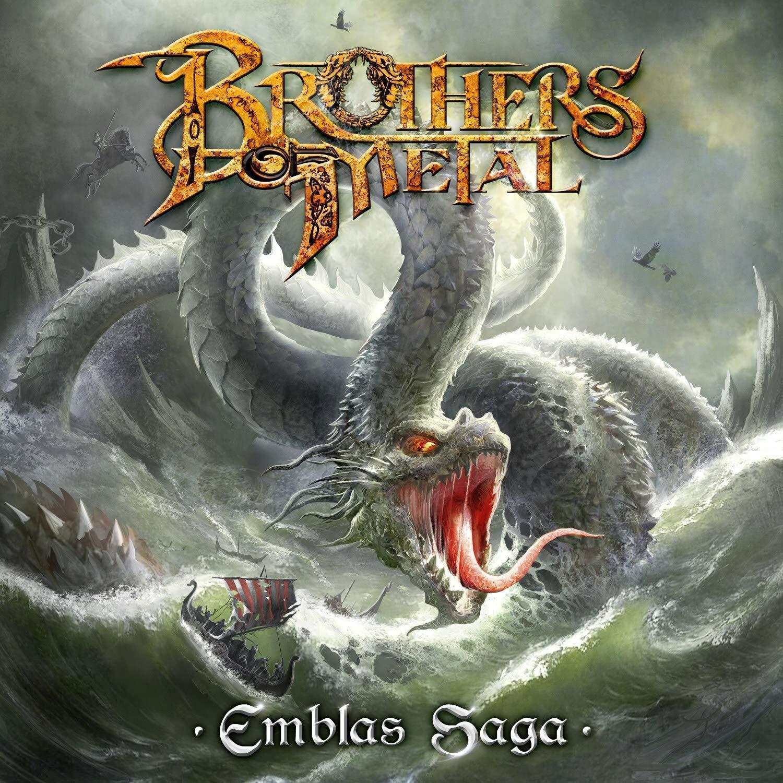 Brothers of Metal: Emblas Saga