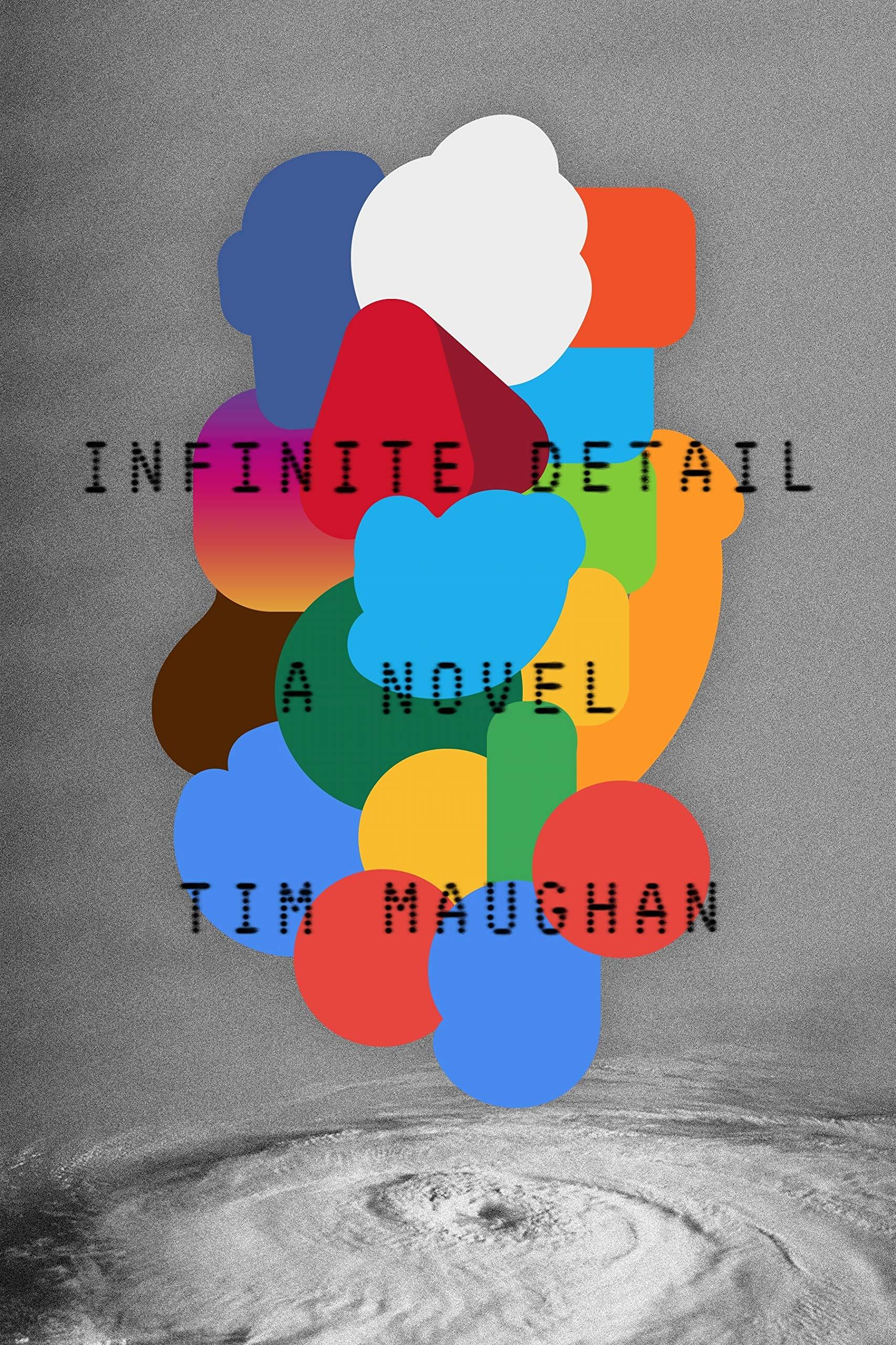 « Infinite Detail », de Tim Maughan
