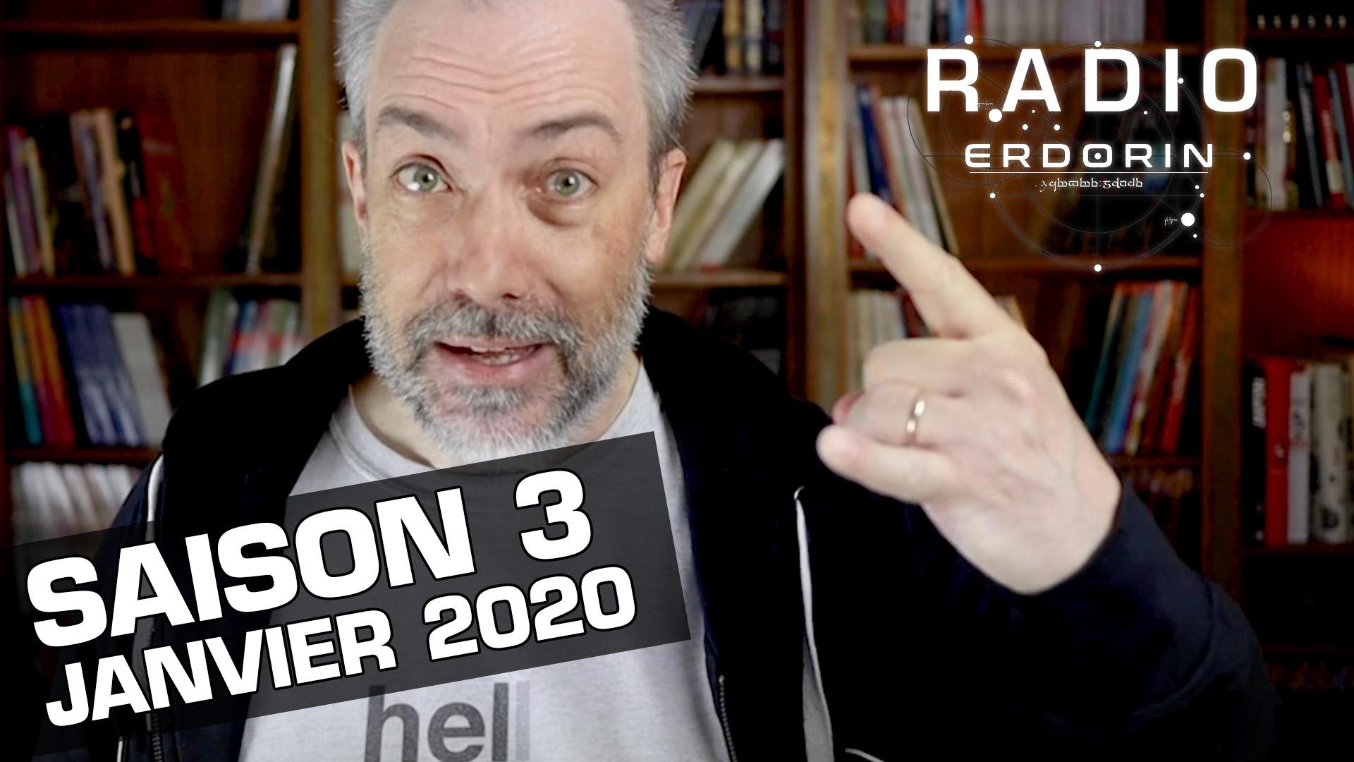 Radio-Erdorin S3E1 - Janvier 2020
