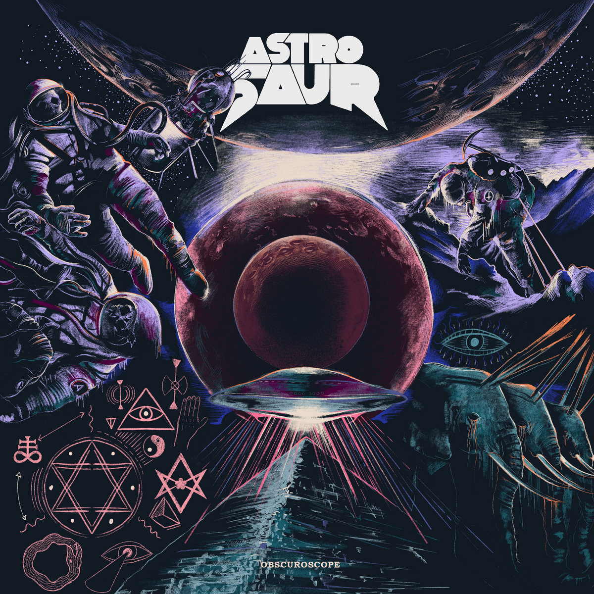Astrosaur: Obscuroscope