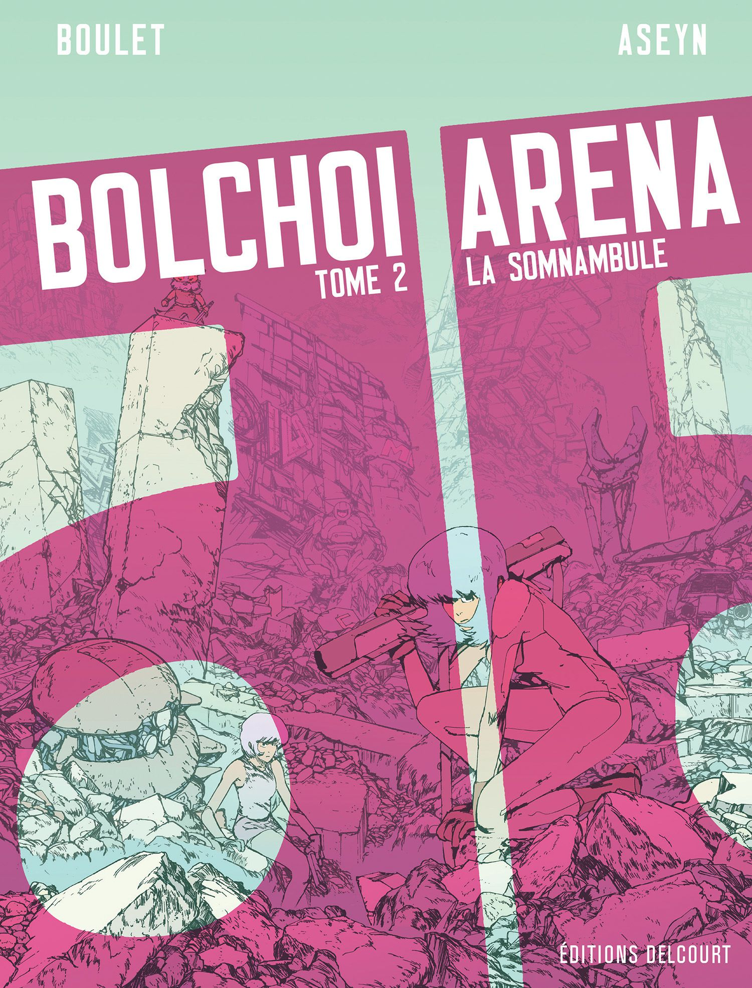 Bolchoi Arena T2