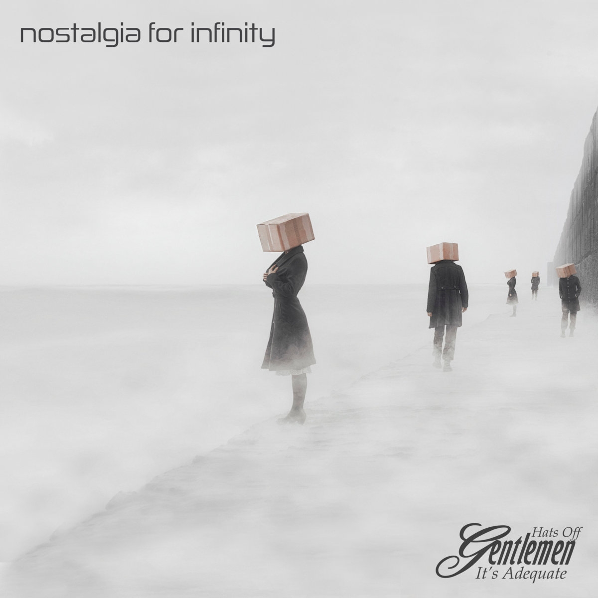 Hats Off Gentlemen It's Adequate: Nostalgia for Infinity