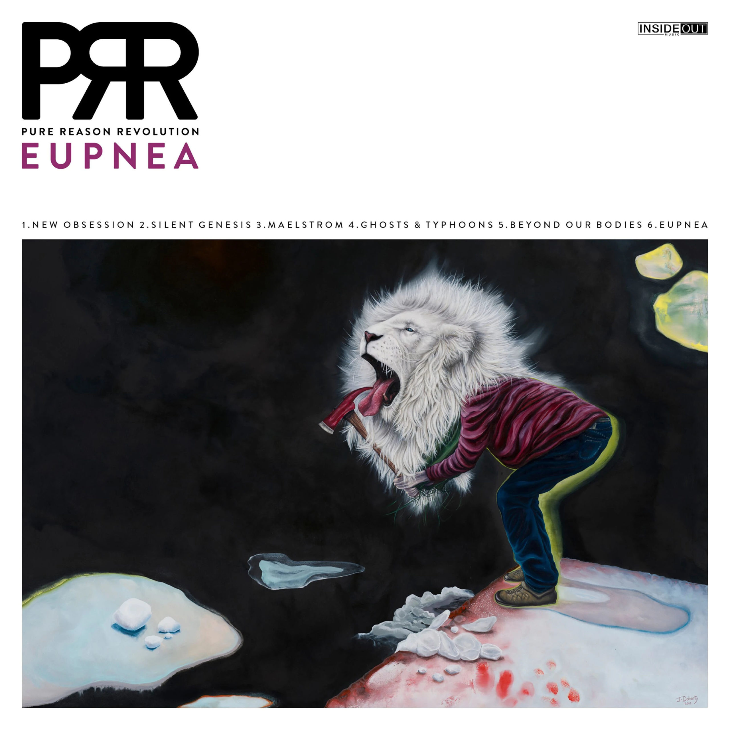 Pure Reason Revolution: Eupnea