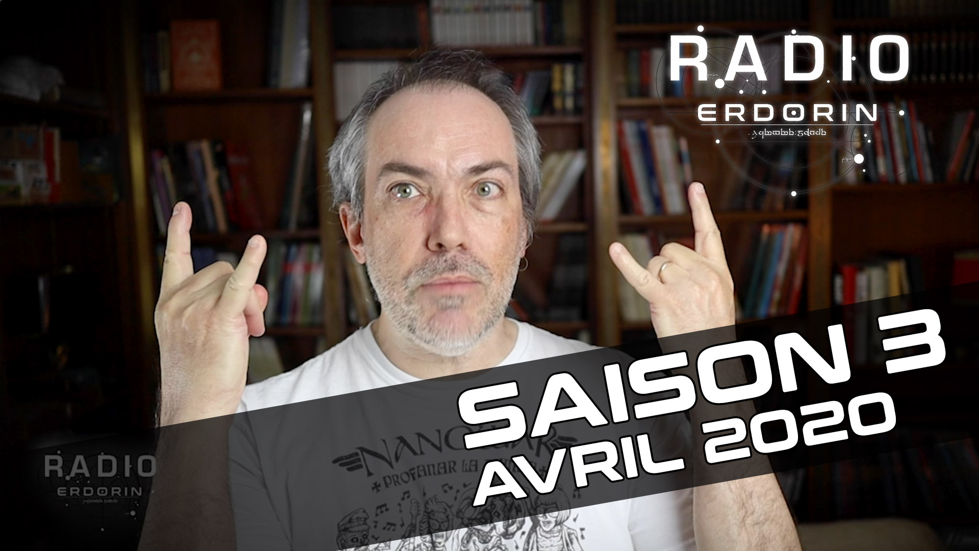 Radio-Erdorin S3E4: Avril 2020