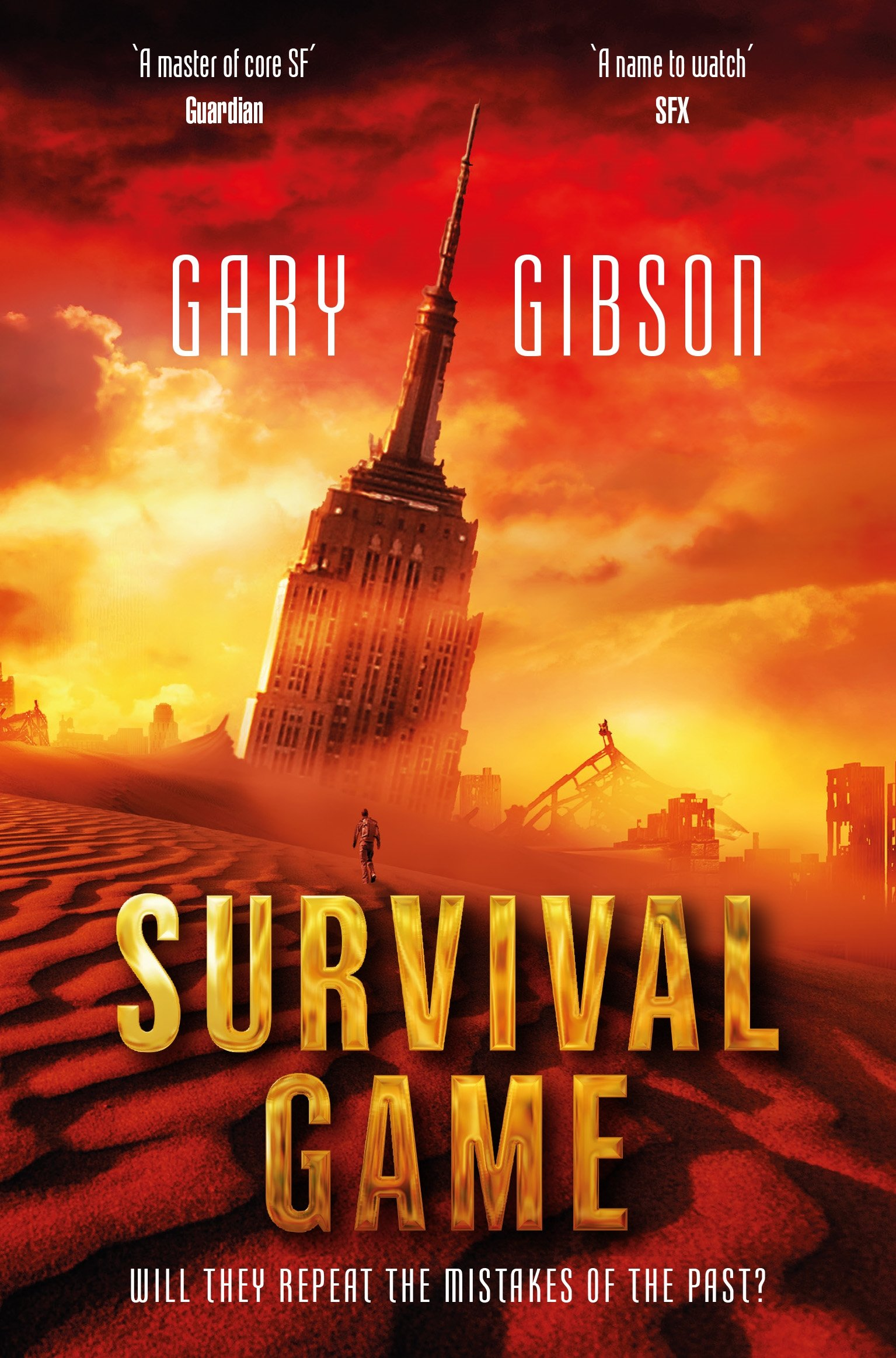 « Survival Game », de Gary Gibson