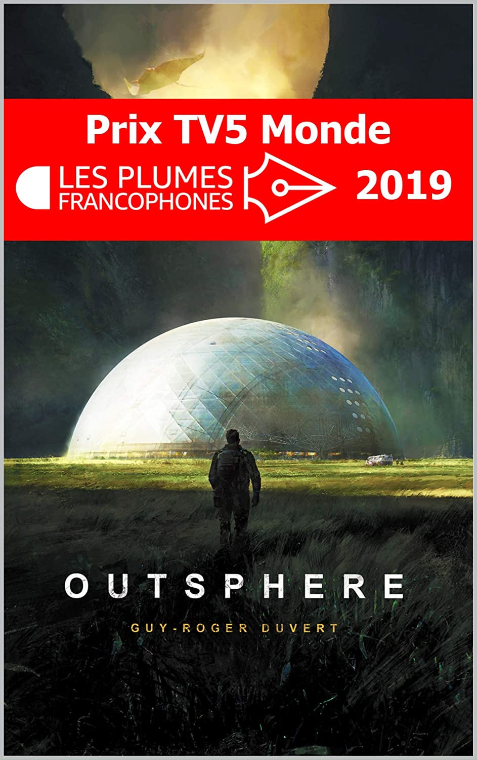 « Outsphere », de Guy-Roger Duvert