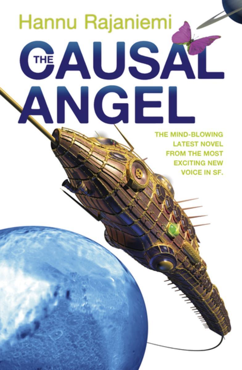 « The Causal Angel », de Hannu Rajaniemi