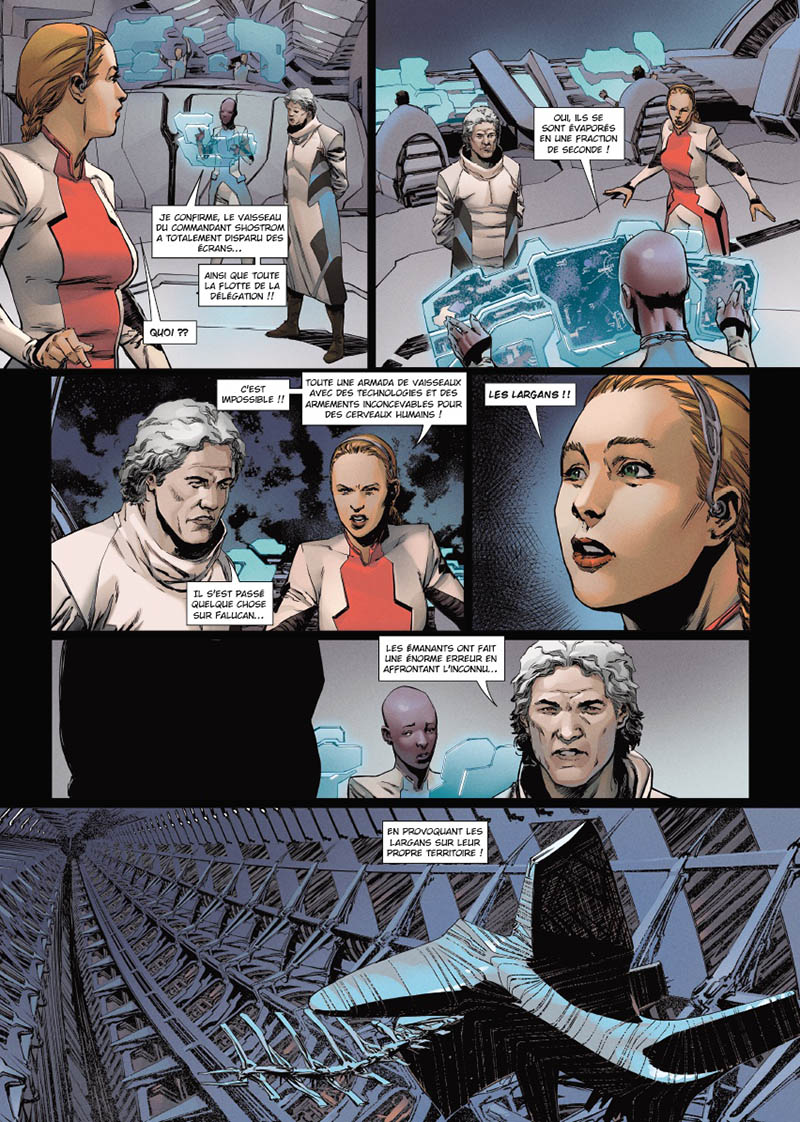 Crusaders, tome 1, page 10